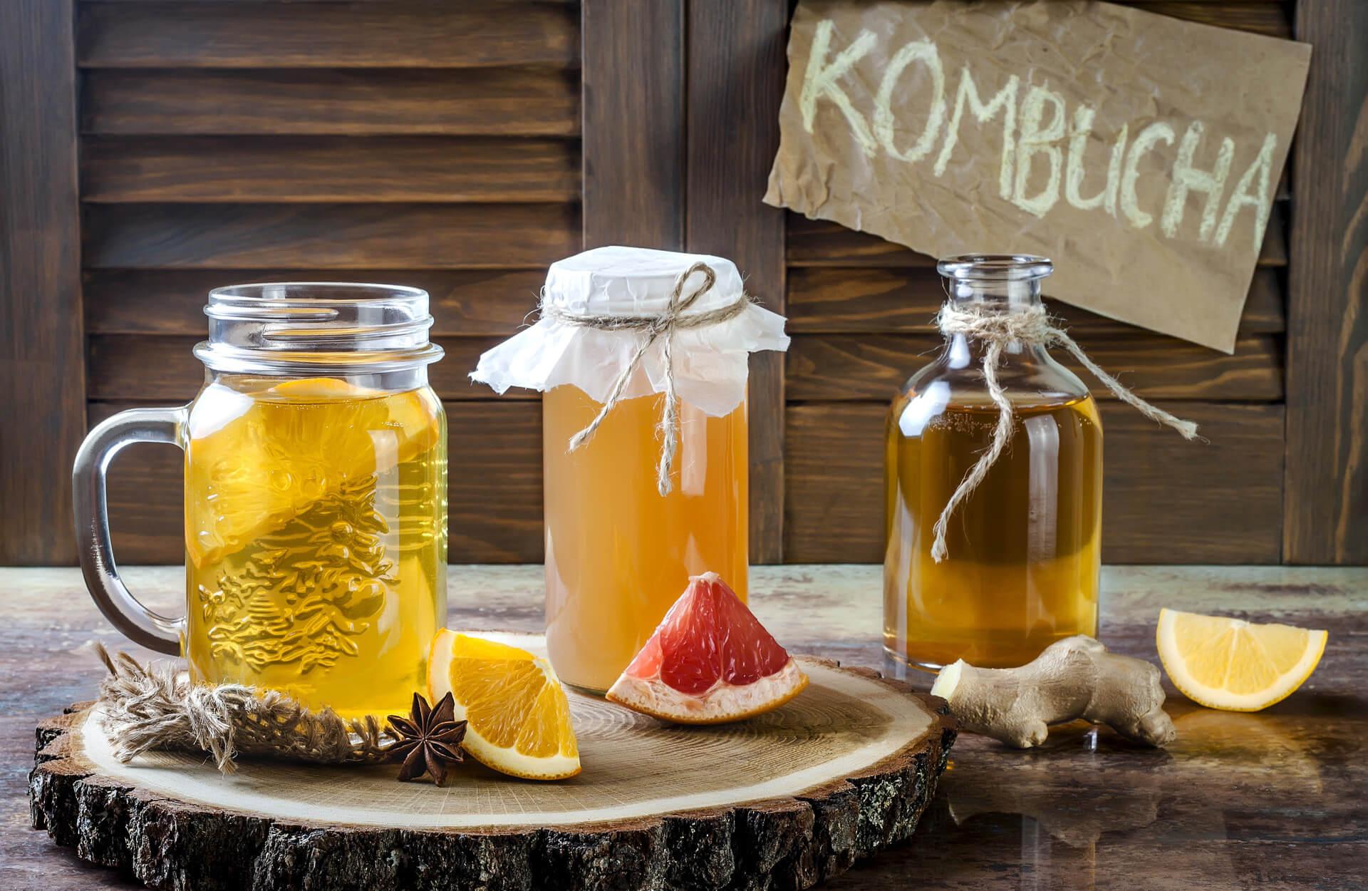 Der Teepilz Kombucha hat eine heilende Wirkung auf den Darm. Fakten und ein Erfahrungsbericht findet ihr in diesem Artikel.